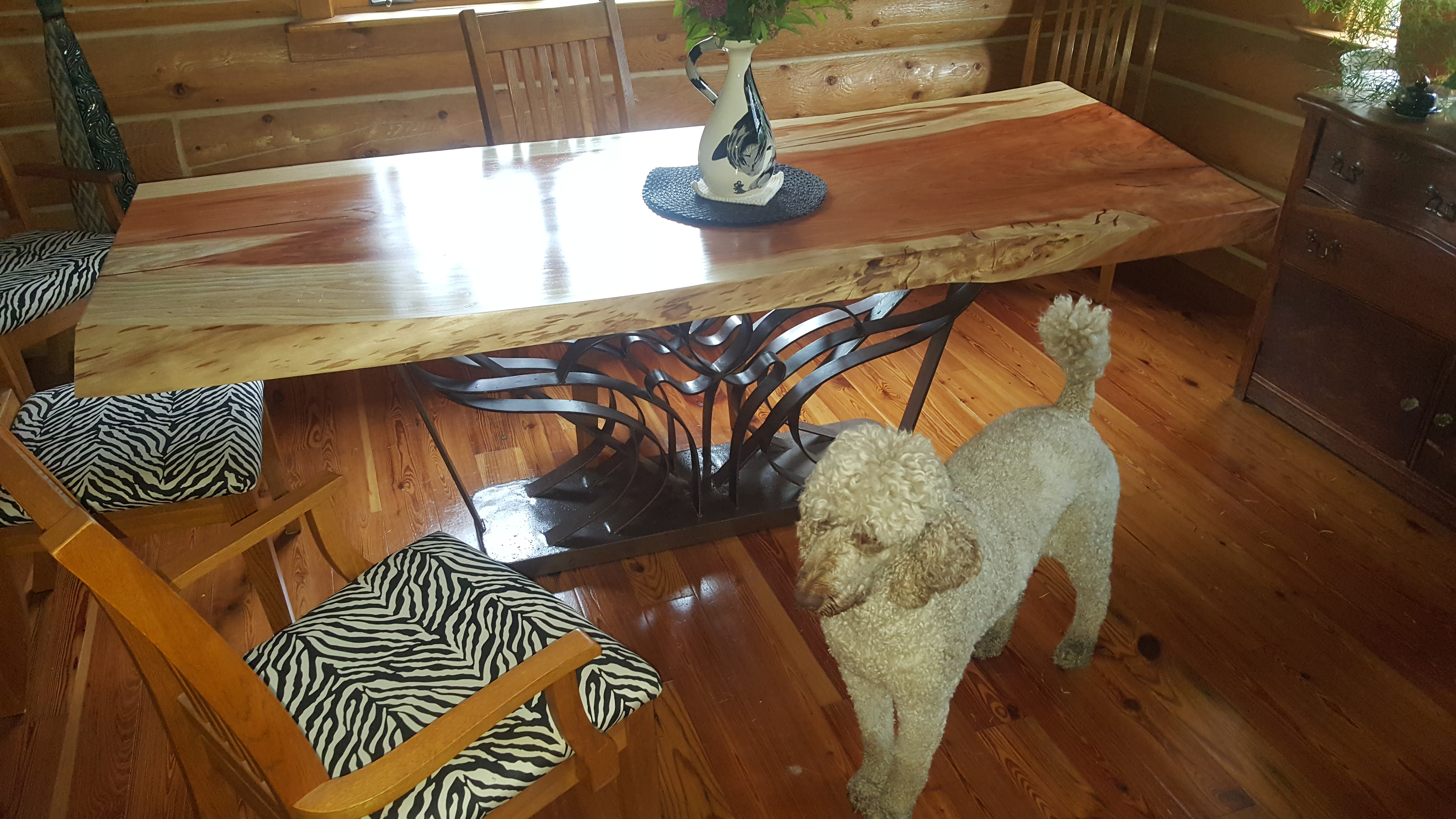 Wood Counter Tops In Palmer Alaska Handcrafted Locally